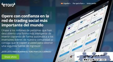 eToro la Plataforma de Trading Social