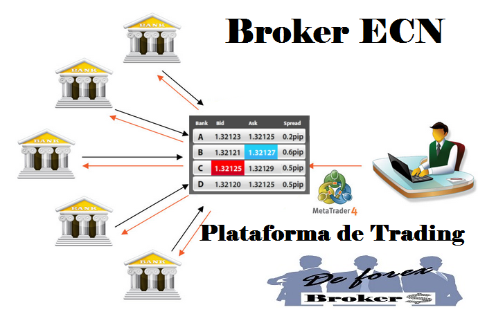Ecn forex brokers europe