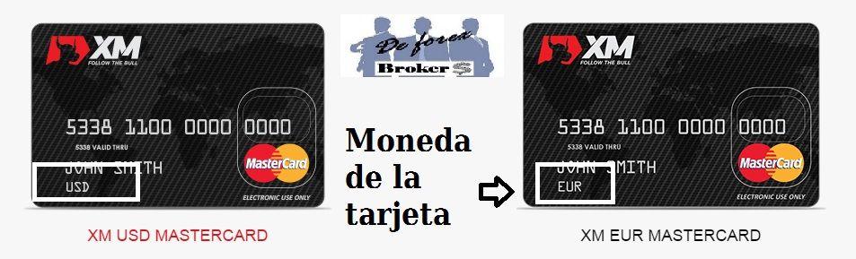 brokers con tarjeta de crédito