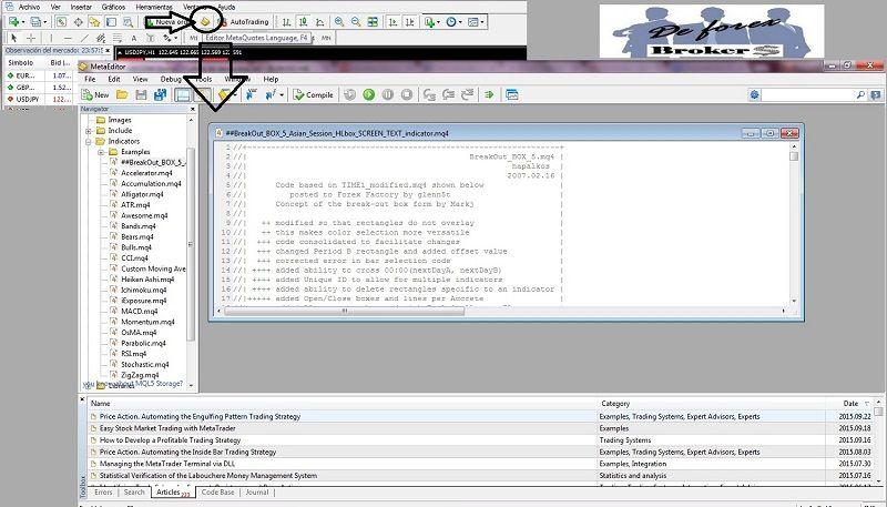 libro de programación MQL4 gratis