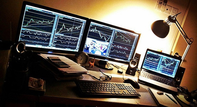 What is a forex trader