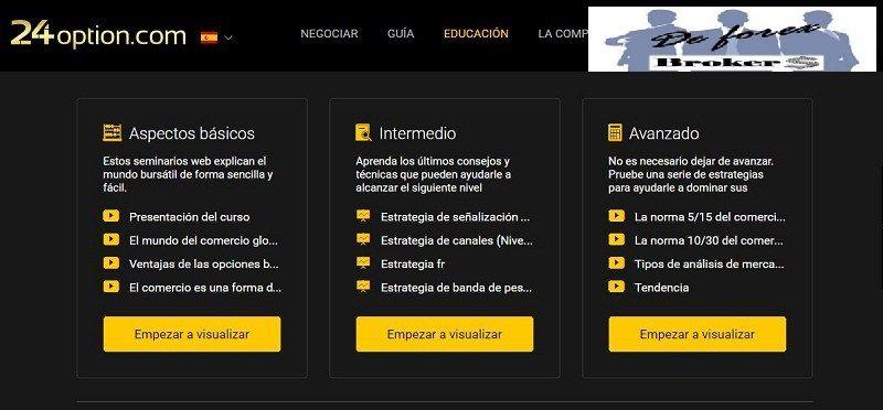 Formación-en-Opciones-Binarias-gratis-con-24Option