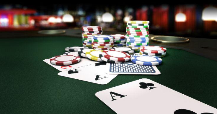 opciones binaras y poker