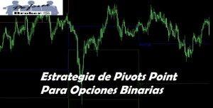Estrategia de Pivots Point Para Opciones Binarias