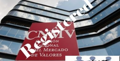 brokers registrados en la cnmv