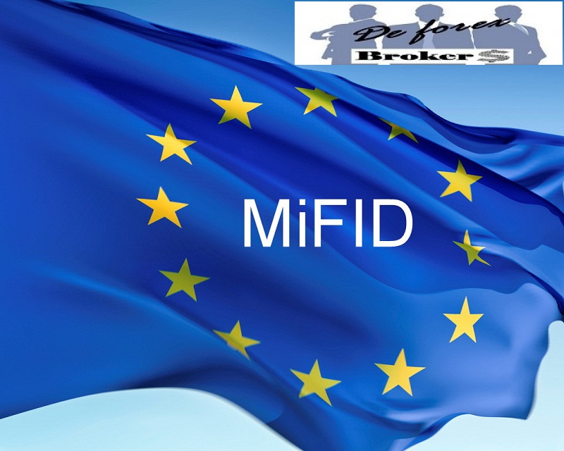 brokers regulados mifid