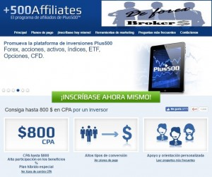 Programas de Afiliados de Brokers de Forex