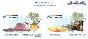 Concurso BDSwiss, Miami Speedboat Challenge