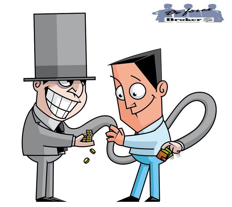 Los chiringuitos financieros, te ofrecen dinero que luego te roban