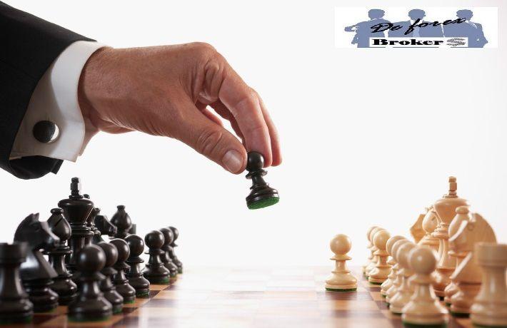 estrategias útiles para el trading, como en el ajedrez