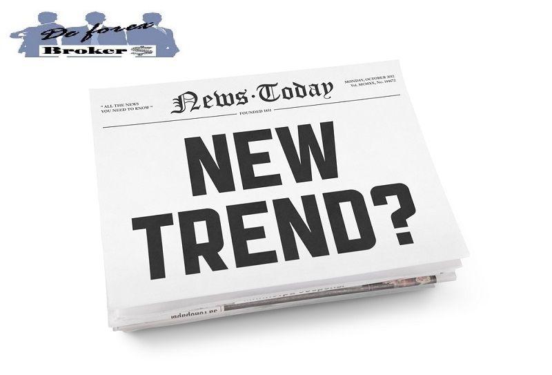 Cambio de tendencia forex