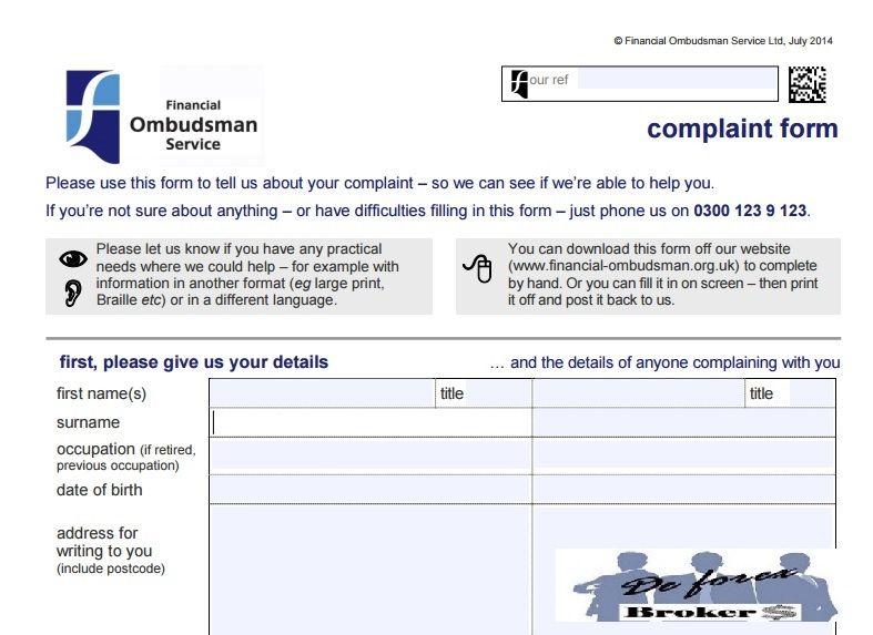 documento que hay que rellenar para reclamar ante la fca. Documento del servicio de atención al cliente financiero