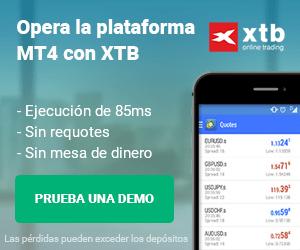 xtb METATRADER 4