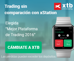 pLATAFORMA DE TRADING XSTATION 5 BANNER