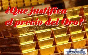 Que Mueve el Precio del Oro