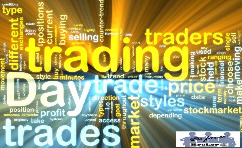 estilos de trading, day trading