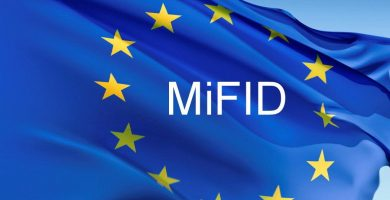 brokres regulados mifid