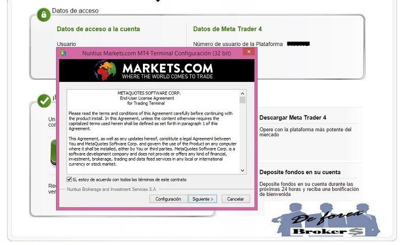 abrir una cuenta demo con markets.com 3