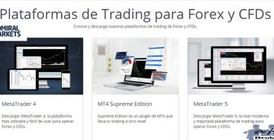 admiral markets plataformas