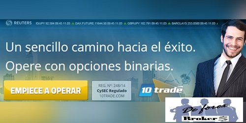 Brokers opciones binarias mt5