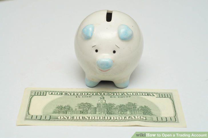 cual es el capital mínimo para abrir una cuenta de Trading