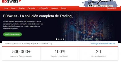 Broker de forex regulados
