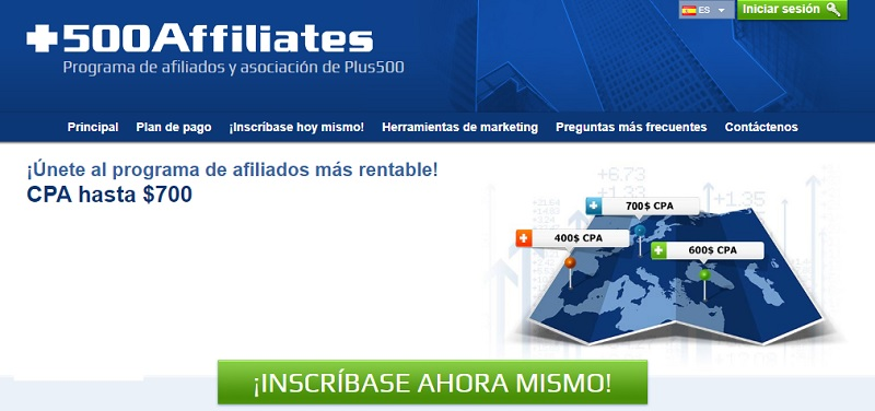 afiliados plus500 affiliattes plus 500