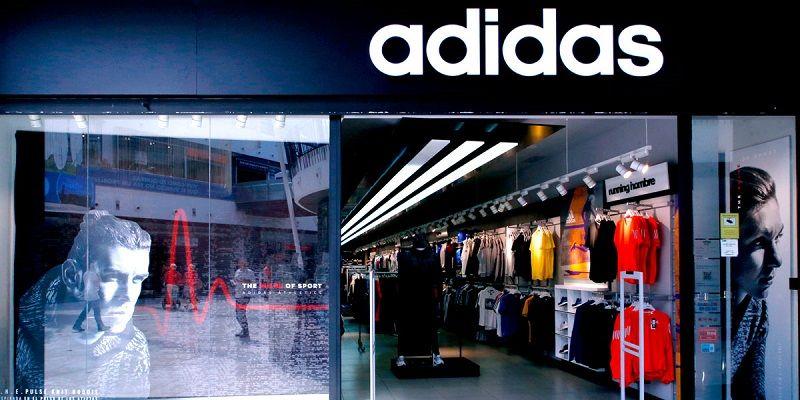 comprar acciones de adidas, ropa deportiva