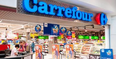 comprar acciones de carrefour supermercados