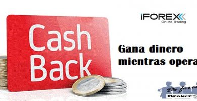 cash back iforex