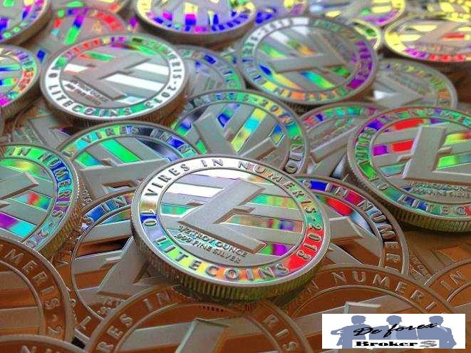 monedas de litecoin