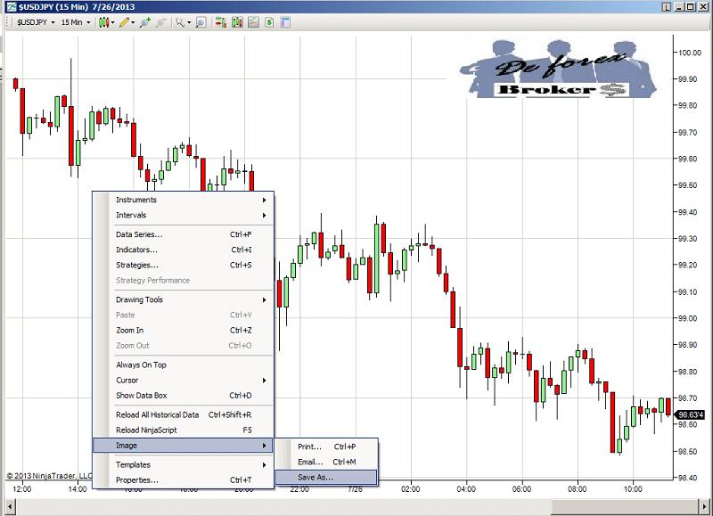 plataforma de trading ninja trader