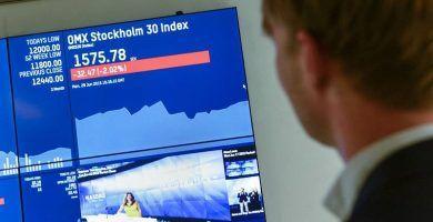 comprar acciones del omxs30 stockholm 30 index